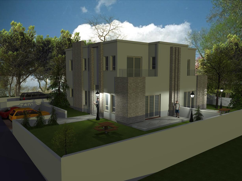 כולם חדשים בתים חדשים למכירה בחדרה II-27
